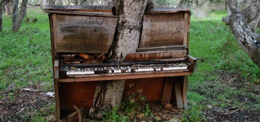 Scary Piano Ambient Ringtone