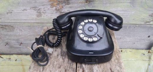 Old Rotary Phone Ringtone