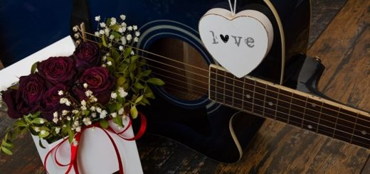 Romantic Intro Guitar Music