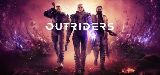 Outriders Ringtone