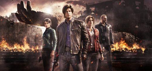 Resident Evil: Infinite Darkness Ringtone