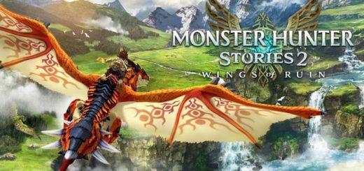 Monster Hunter Stories 2 Ringtone